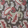 Glace Paisley Brown