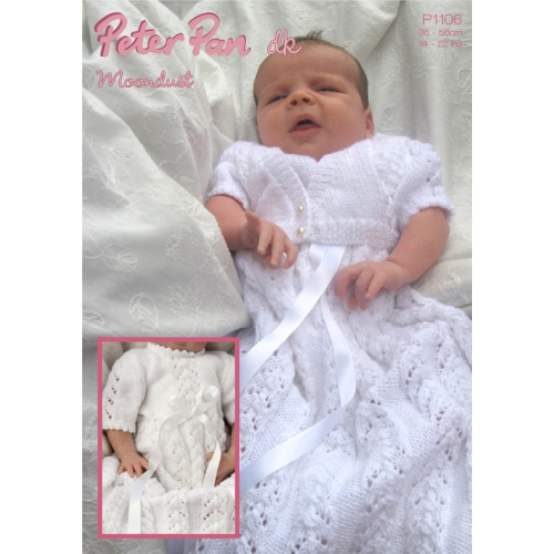 Peter Pan Baby Knitting Patterns : Peter Pan Knitting Pattern