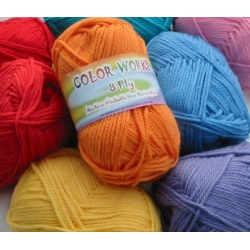 Heirloom Colorworks wool