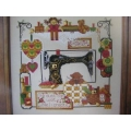 Juniper Cross Stitch Kit